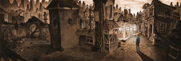 Rhian Sheehan Stories From Elsewhere Artwork